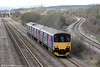 FGW's 3-car 150127 passes Llandevenny forming 2C79, 1400 Cardiff Central to Taunton on 19th March 2012.