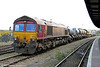 66086 at t'other end of the Didcot based RHTT  at Didcot Parkway on 27th October 2012.