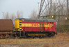08428 gainfully employed as yard shunter at Margam Knuckle Yard on 1st March 2012.