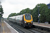 220024 passes Cholsey forming 1O12, 0927 Manchester Piccadilly to Bournemouth on 14th July 2012.
