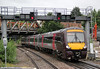 170104 calls at Newport forming 1M01, 0845 Cardiff Central to Nottingham on 16th June 2012.