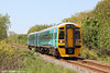 158819 at Llanbadarn forming 1K45, 1330 Aberystwyth to Crewe on 25th May 2013.