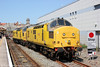 97303 and 97304 'John Tiley' at Aberystwyth on 25th May 2013.