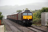 WCRC 47237 approaches Whitland with the Railway Touring Company's 1Z39, 0821 Bristol Temple Meads to Tenby, 'The Pembroke Coast Express' on 15th September 2013.