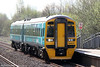 158823 passes Baglan forming 1V73, 0630 Manchester Piccadilly to Milford Haven on 27th April 2013.