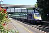 43174 passes Tilehurst with 1B40, 1345 London Paddington to Swansea on 8th June 2013.