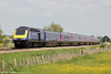 43197 passes Shrivenham with 1B40, 1345 London Paddington to Swansea on 17th May 2014.