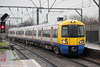 LO 378255 calls at Camden Road forming 2N66, 1410 Richmond to Stratford on 31st January 2014.