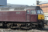 West Coast's 47237 is in the area for route learning. Here it is stabled at Bristol Temple Meads on 8th March 2014.