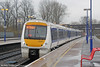 168113 at Banbury forming 1H60, 1412 Birmingham Snow Hill to London Marylebone on 29th January 2014.