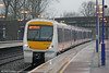 168108 calls at Banbury forming 1H61, 1435 Stratford-Upon-Avon to London Marylebone on 29th January 2014.