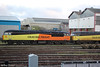 Colas 56113 stabled at Cardiff Canton on 18th February 2014.