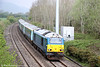 67002 passes Penpergwm with 1V91, 0533 Holyhead to Cardiff Central on 28th April 2014.