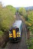 153367 near Penybont forming 2V39, 1358 Shrewsbury to Swansea on 11th October 2014.