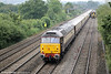 47790 'Galloway Princess' at Duffryn bringing up the rear of 1Z36, 0852 Cardiff Central to Chester, 'The Northern Belle' on 7th June 2014.