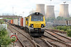 70016 at Didcot Parkway with 4O59, 1057 Wentloog to Southampton on 24th May 2014.