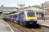 43135 at Newton Abbot with 1A81, 0845 Penzance to London Paddington on 26th April 2014.