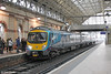 TPE 185122 calls at Manchester Piccadilly with 1P44, 1506 Manchester Airport to York on 19th October 2017.
