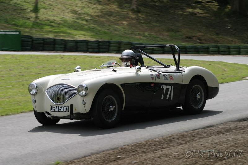 Prescott Hillclimb Saturday 'La Vie En Bleu' - Hillclimb club meeting featuring the Bugatti Veyron driven by Factory test driver Pierre-Henri Raphanel