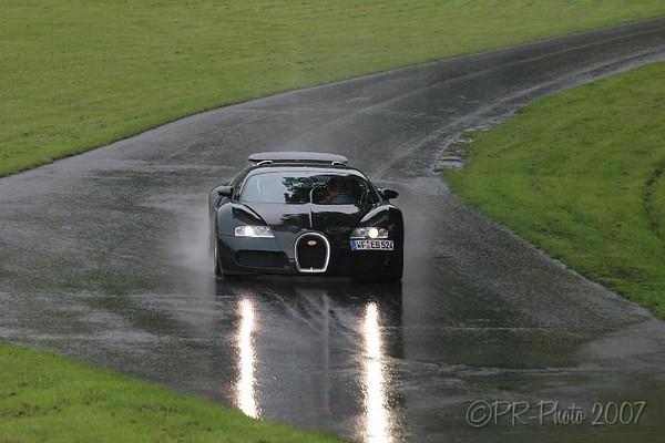 Prescott Hillclimb Sunday 'La Vie En Bleu' - Hillclimb meeting with a French flavour featuring the Bugatti Veyron driven by Factory test driver Pierre-Henri Raphanel