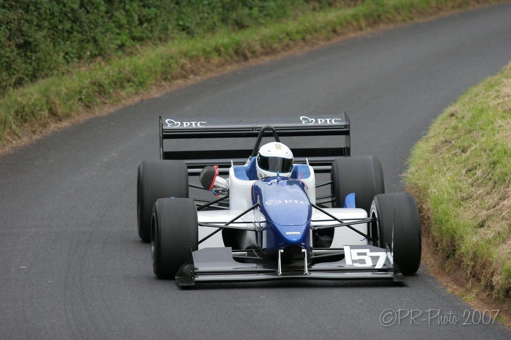 National Hillclimb Championship rounds 11 & 12 at Shelsley Walsh Hillclimb 03/06/2007