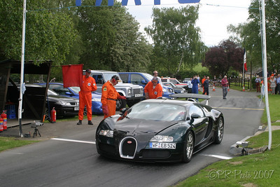 Veyron at Prescott 2007