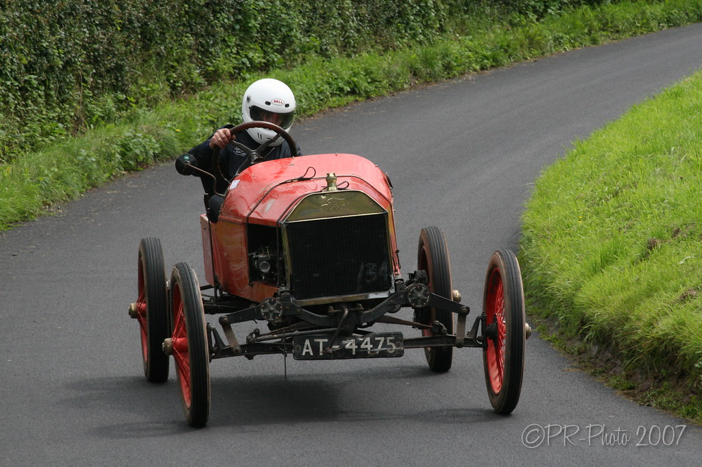 Shelsley Walsh and Vintage Sports Car Club Hillclimb 01/07/2007