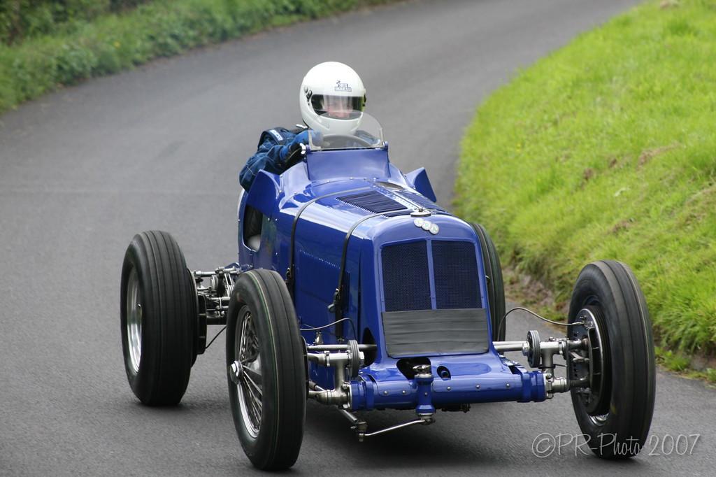 Shelsley Walsh and Vintage Sports Car Club Hillclimb 01/07/2007
