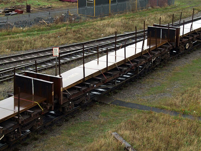 BMA plate wagons