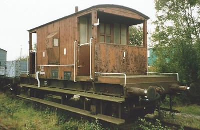 CAP B952166 at Swanwick, Midland Railway Centre - 16th Sep 1992 - Gavin Judd image used with permission