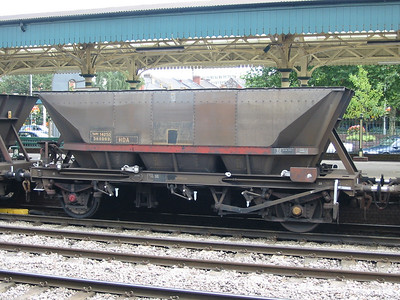 HDA MGR coal hopper
