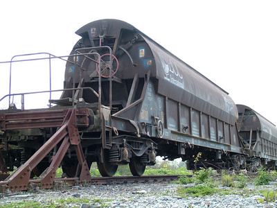 Burngullow - Blackpool Dries & Crugwallins siding