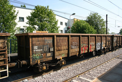 JRA Tiphook box wagons