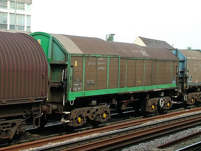 JSA coil carrier CAIB3067 at Newport - 3rd Sep 2005
