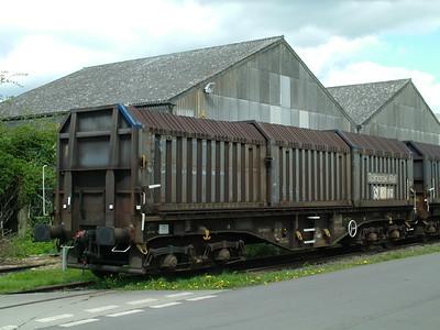 KIA steel carriers