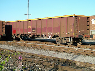 MBA 'Monster Box' wagons