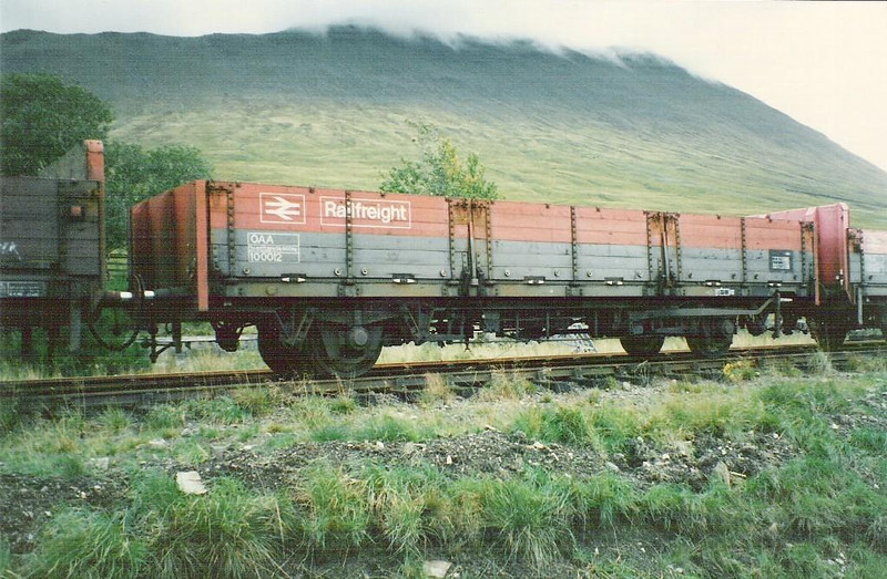 100012 at Bridge of Orchy, 11th Sep 1988 - Gavin Judd image used with permission