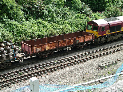 OCA open 112030 at Newport Gaer Jcn - 20th Aug 2005
