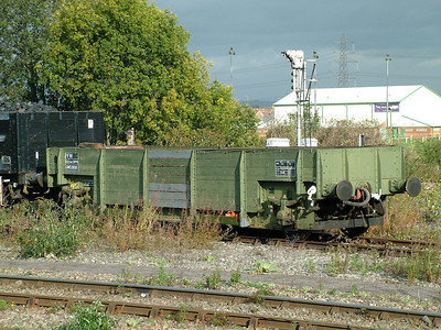 PFW (GWS) Great Western Society general materials carrier
