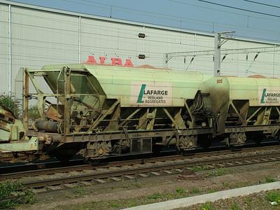 PHA self discharge train hopper wagons