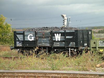 PNA (GWS) - Great Western Society coal wagon