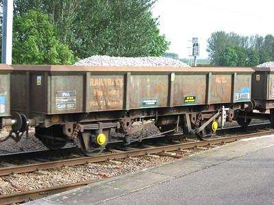 """PNA """"Piranha"""" Railtrack ballast boxes"""