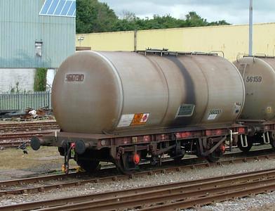 TTA/B/F/G/V - 46t 2 axle tank wagons