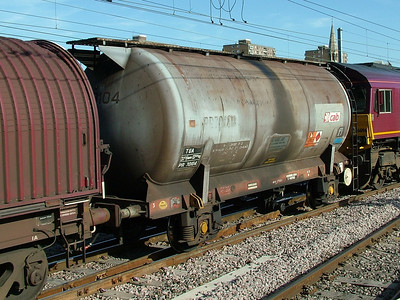 TUA/B 51t 2 axle tanks