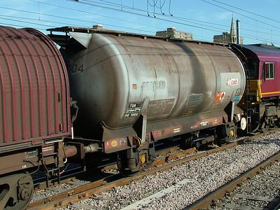 TUA/B 51t 2 axle tanks