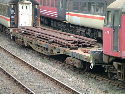 YBA 'Sturgeon' rail carrier