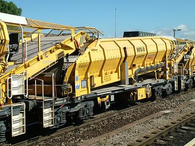 YDA MOBC/HOBC ballast wagons