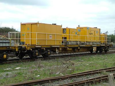 YXA-D/E/F Slinger set generator vehicles