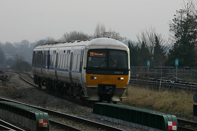 165013 at South Ruislip