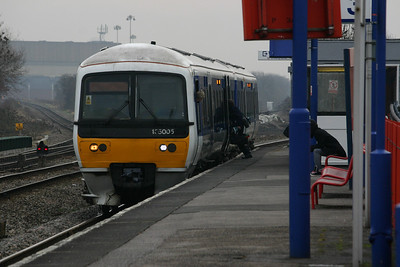 165005 calls at South Ruislip